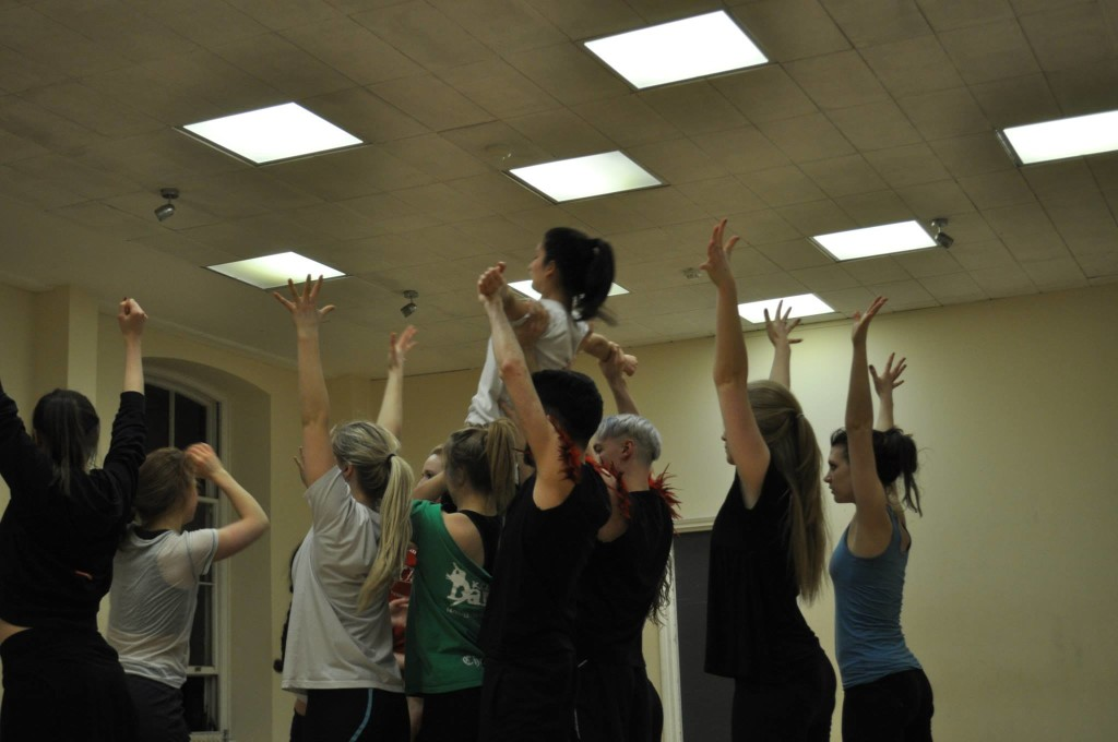 dance class§