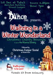 Christmas Show Poster