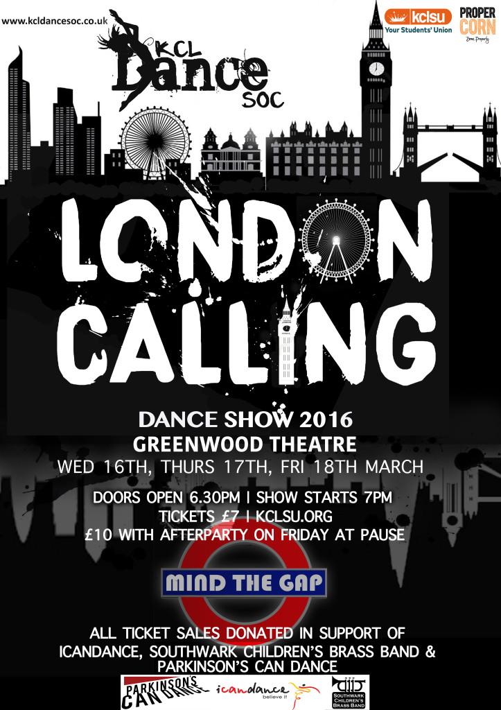 london calling show